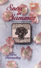 Snow in Summer (Haunting Hearts) Farraday, Tess Mass Market Paperback