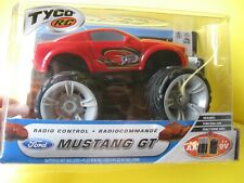 Tyco RC Radio Control Radio Command Car Ford MUSTANG GT Big Rides  UNOPENED