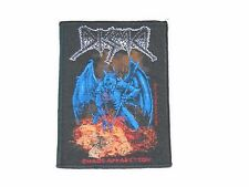 DISMA DEATH METAL WOVEN PATCH