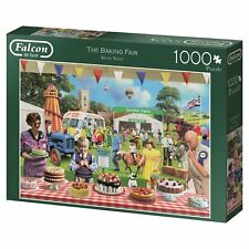 The Baking Fair 11201 Puzzle Falcon Jumbo 1000 Teile NEU OVP