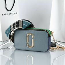 MARC JACOBS Snapshot Small Camera Bag MULTICOLORED 990 Crossbody (100% Auth/New)