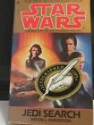 Star Wars: Jei Search by Kevin J. Anderson 1994 Autographed