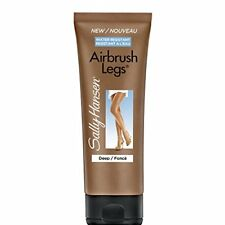 Sally Hansen Airbrush Legs Lotion, 118 ml, Deep Glow