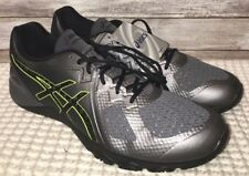 Asics Men's Training Shoes Conviction X Athletic Shoes Size 7 Rhyno Skin
