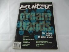 Guitar for the Practicing Musician October 1993 Ex condition Steve Vai Kiss Gene