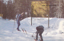 Skiing , Cross-Country style , ST-ZACHARIE , Quebec , Canada , 1986
