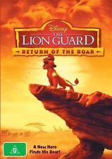 The Lion Guard - Return Of The Roar (DVD, 2017)