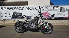 Keeway RKF 125cc motorcycle naked commuter sports learner legal