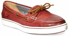 Harbor Stroll Burnt Red Sperry Boat Shoes Women's Size 5M