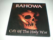 RAHOWA Cvlt Of The Holy War LP clear v. Resistance ISD 1Burzum