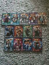 Dr who david tennant Dvds Complete Series 2-4