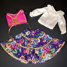 "Magic Attic Club Doll Outfit Gypsy Hola Senorita Partial Outfit 18"" Heather"