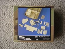 Verlinden 1/35 Tiger I complete engine compartment