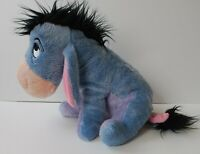"Disney Eeyore 9"" Teddy Plush Soft Toy Pooh & Piglet Best Friend Roald Dahl Story"