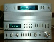 PHILIPS 309 Power amp,, 209 Preamplifier e 109 Tuner   MADE IN JAPAN