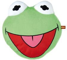The Muppets Kermit 3d Head Cushion