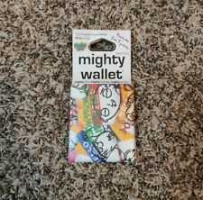 Mighty Wallet Family Guy Original Tyvek Wallet Thin Strong Green
