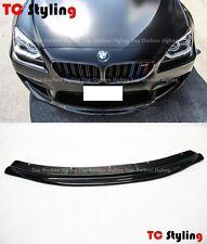 Carbon Fiber Front Center Lip Spolier RKP style For BMW F12 F13 F06 M6