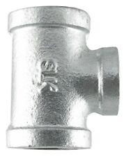 LDR 313 T-12 Galvanized Tee, 1/2-Inch *