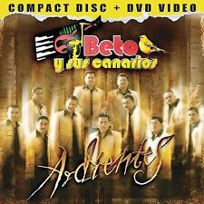 FREE US SHIP. on ANY 2+ CDs! NEW CD Beto Y Sus Canarios: Ardientes
