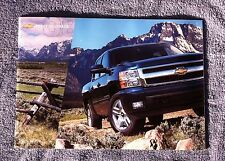 2008 Chevrolet Chevy Silverado Truck Sales Brochure Catalog - 48 Pages - GM OEM