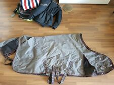 Regendecke Mit Fleece 125cm QHP