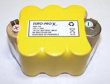 NEW Genuine OEM Euro-Pro Shark 12V 2Ah Battery Pack XBP745 for SV745 Vacuum