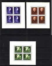 Ungarn Michelnummer Kleinbogen 696 - 698 A postfrisch