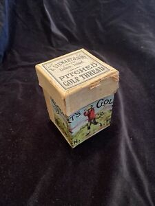 VINTAGE Stewart's golf thread 1900s box antique Golf