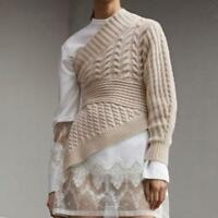 Pink Knit Sweater Pullover Top Suki Portrait People Free Self Delivery