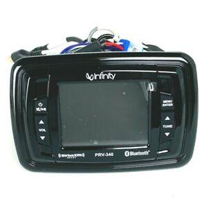 Prospec Black Infinity AM /FM/ MP3/ USB /Bluetooth Stereo Receiver INF-PRV340