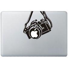 "Camera Vinyl Decal Sticker Skin for Apple Macbook Pro Air Mac 13"" Inch"