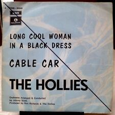 Vinyle 45 Tours RPM Single The Hollies - Long Cool Woman (In A Black Dress)