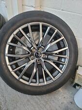 Lexus rx 450h alloy wheels 235 55 20