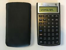 HP 10bII Financial Calculator - Excellent Cond - Works!