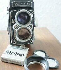 ROLLEIFLEX TLR 80mm F: 2.8 C . # 1467144