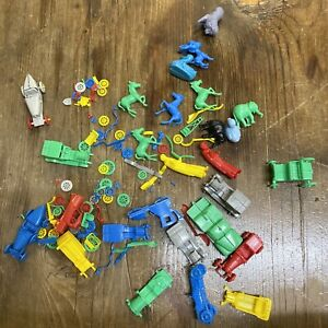 Old Cereal Premiums Cars Animals Toys Vintage Collector