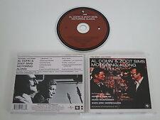 AL COHN & ZOOT SIMS/MOTORING ALONG(UNIVERSAL 0602498148860) CD ALBUM