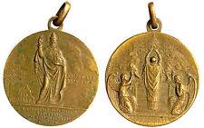 Medaglia  9° Congresso Eucaristico Nazionale Bologna  San Petronio 1927 #MD3418