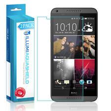 2x iLLumi AquaShield Crystal HD Clear Screen Protector Shield for HTC Desire 816