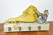 More details for jabba the hutt and salacious crumb -  vintage star wars figure -  ref c8597