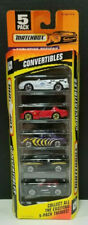 Matchbox 5 Gift Pack Convertibles 1996 SEALED