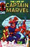 LIFE OF CAPTAIN MARVEL (1985 Series)  (MARVEL) #4 Fine Comics Book