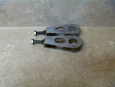 Honda 750 CB SUPERSPORT CB750-F Used Rear Chain Adjusters 1975 #HB53 Vintage