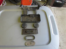 1986 YAMAHA YX600 RADIAN   GAS TANK RUBBER SET AND THE STORAGE TRAY