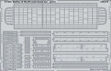 Eduard PE 72625 1/72 Handley-Page Halifax B Mk.III main bomb bay Revell