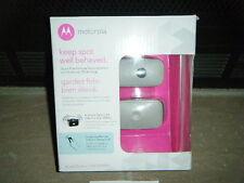 New listing Motorola Trainer200U Dual Sonic No-Bark Remote Training Dog System Shock-Free!