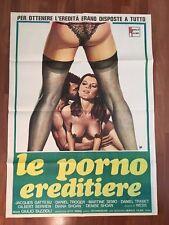manifesto,2F, LE PORNO EREDITIERE JACQUES GATTEAU,TAZZIOLI HARD EROTICO SEX