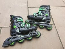 *MUST SEE* NO FEAR ADJUSTABLE INLINE SKATES SIZE 5 - 8
