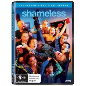 SHAMELESS Season 11 Final : NEW DVD